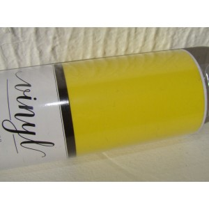 Adhesive Vinyl  Yellow Roll (30cmx1.2m)  (12*48 inch) Single Sheet   379531